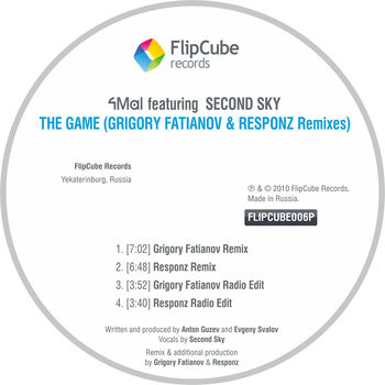 The Game (Grigory Fatyanov & Responz Remixes)