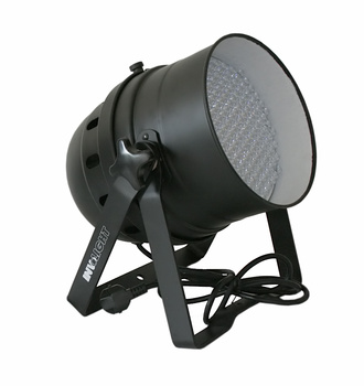 RGB прожектор Involight LED Par64/BK