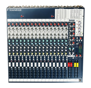 Микшер Soundcraft FX16ii