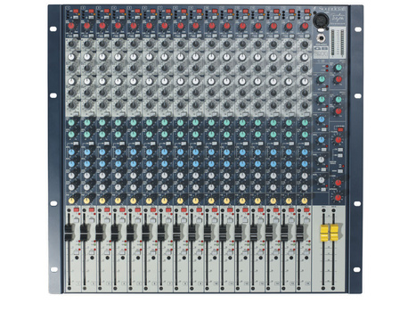 Микшер Soundcraft GB2R-16