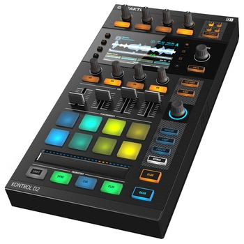 Native Instruments Traktor Kontrol D2 Контроллер