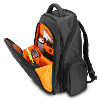 Сумка UDG Ultimate BackPack Black/Orange inside