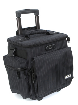 Сумка UDG Ultimate SlingBag Trolley DeLuxe Black/Grey Stripe