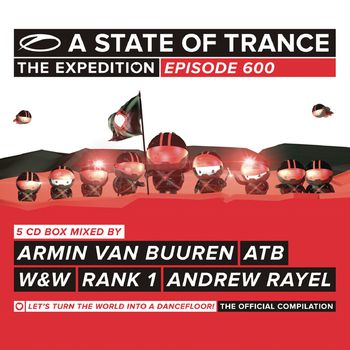 A State Of Trance 600 CD5