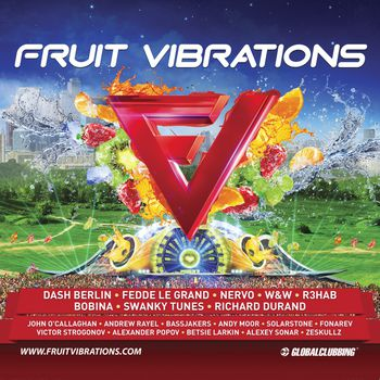 Fruit Vibration CD2