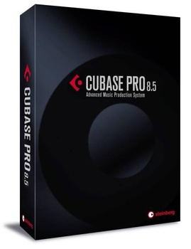 Секвенсор Steinberg Cubase Pro 8.5 EE