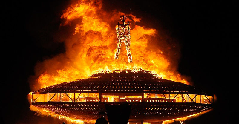 Burning Man отменён