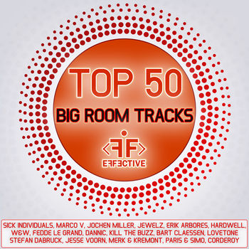 Top 50 Big Room Tracks