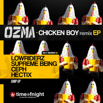 Chicken Boy - Remixes