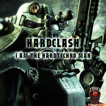 I Am The Hardtechno Man