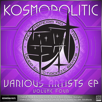 VA Kosmopolitic EP Vol.4