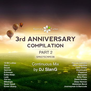 Spring Tube 3rd Anniversary Compilation. Part 2
