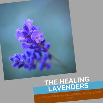 The Healing Lavenders - Tracks For Brain Healing, Spiritual Healing & Deep Sleep