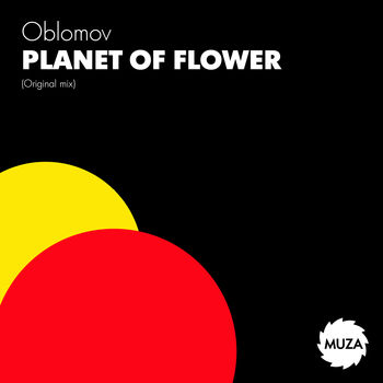 Planet of flower