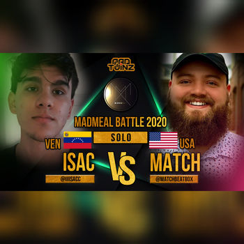 Madmeal battle: MUTCH VS ISAC